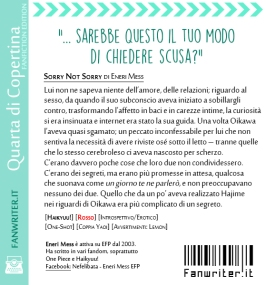 ★ Leggi subito! http://www.efpfanfic.net/viewstory.php?sid=3489004&i=1 ★ Pagina Autore: https://www.facebook.com/EneriMess/