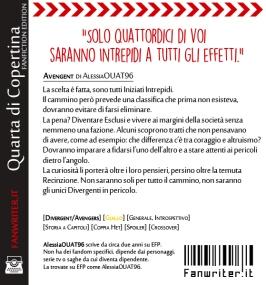 ★ Leggi subito! http://www.efpfanfic.net/viewstory.php?sid=3267928&i=1 ★ Account EFP: http://www.efpfanfic.net/viewuser.php?uid=815215