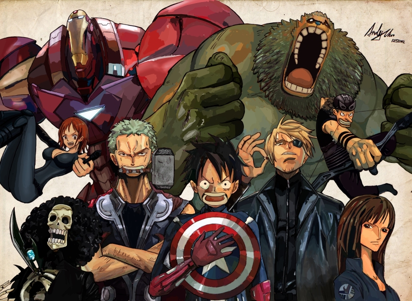 one_piece_avengers_by_andimoo-d5d2llm